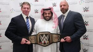 WWE Getting Closer To A Return To Saudi Arabia?