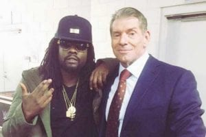Wale Asks Wrestling Fans Why They Can't Enjoy Both WWE And AEW