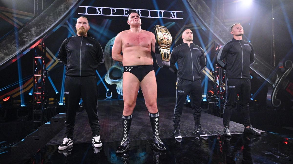 Imperium To Expand In Both WWE NXT Brands?