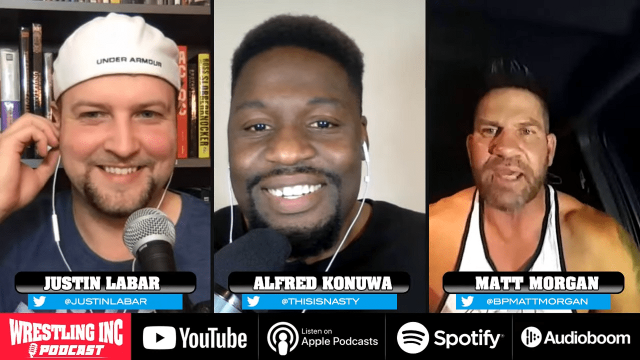 WINC Podcast (4/7): AEW Dynamite And WWE NXT: TakeOver Review With Matt Morgan