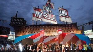 WWE WrestleMania 37 Night One Results – New Champions Crowned, Bad Bunny's WWE Debut, More
