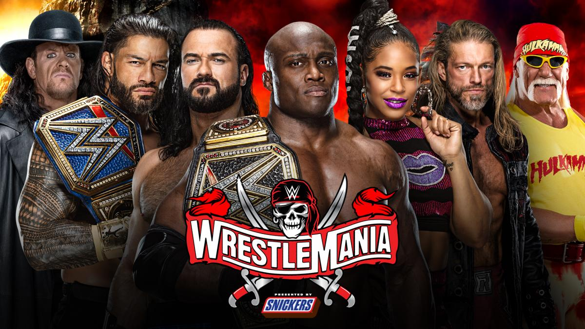 Weather Delay Affects WrestleMania 37, Fans Told To Evacuate Seats