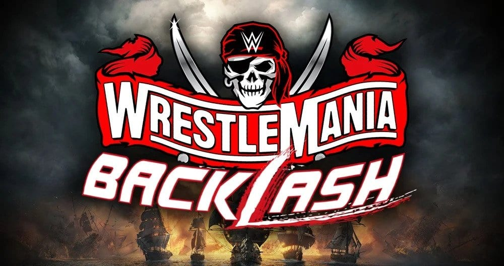 WWE Announces New Title Match For WrestleMania Backlash