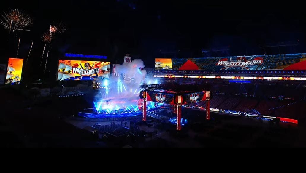 More Bad Weather To Affect Tonight's WrestleMania?