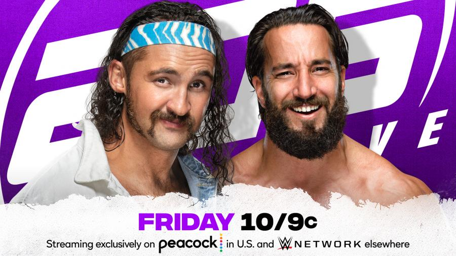 WWE 205 Live Results (4/16): August Grey Vs. Tony Nese, Atlas & Adonis Collide, More