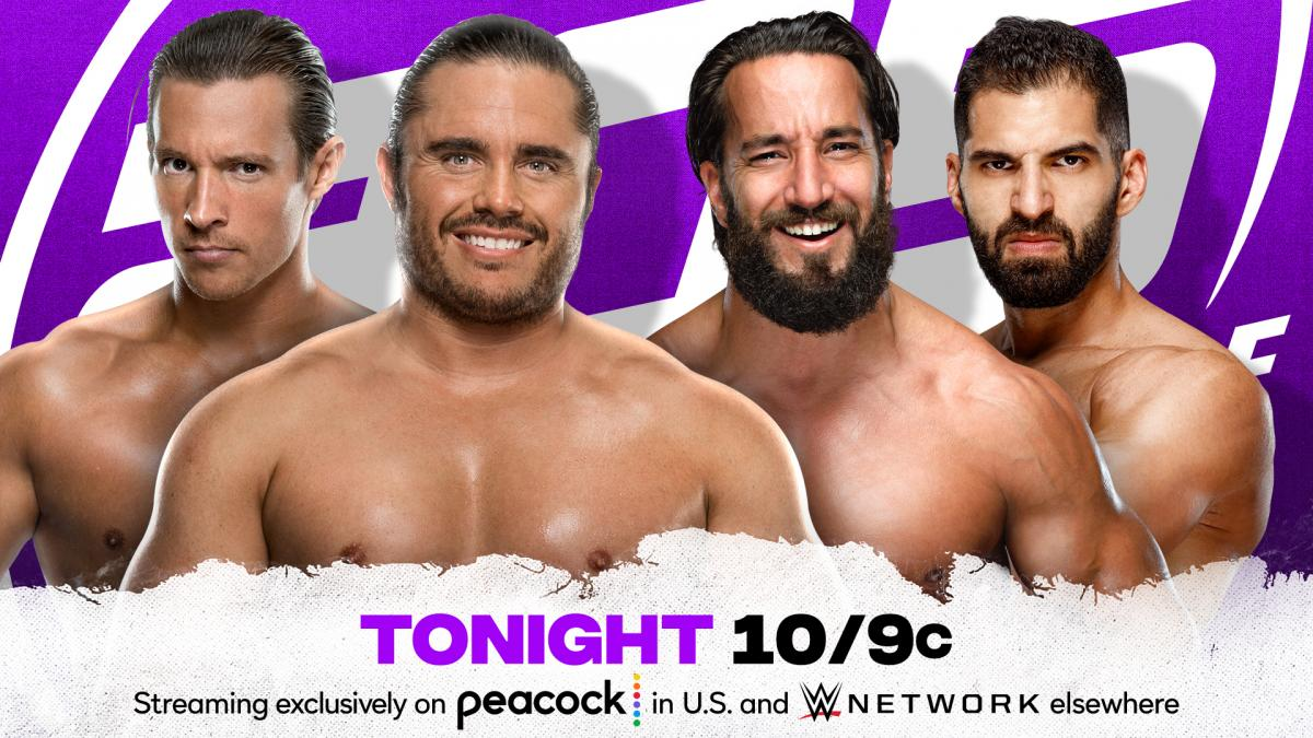 WWE 205 Live Results (4/30): Ever-Rise Vs. Nese & Daivari, Bollywood Boyz In Action
