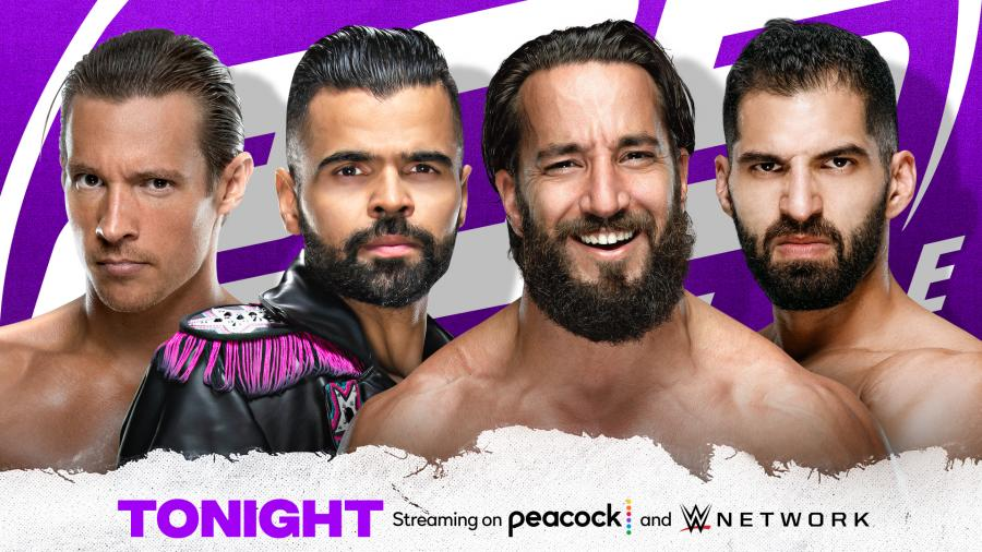 WWE 205 Live Results (4/2): Bolly-Rise Takes On Daivari & Nese, Mansoor Returns To Action