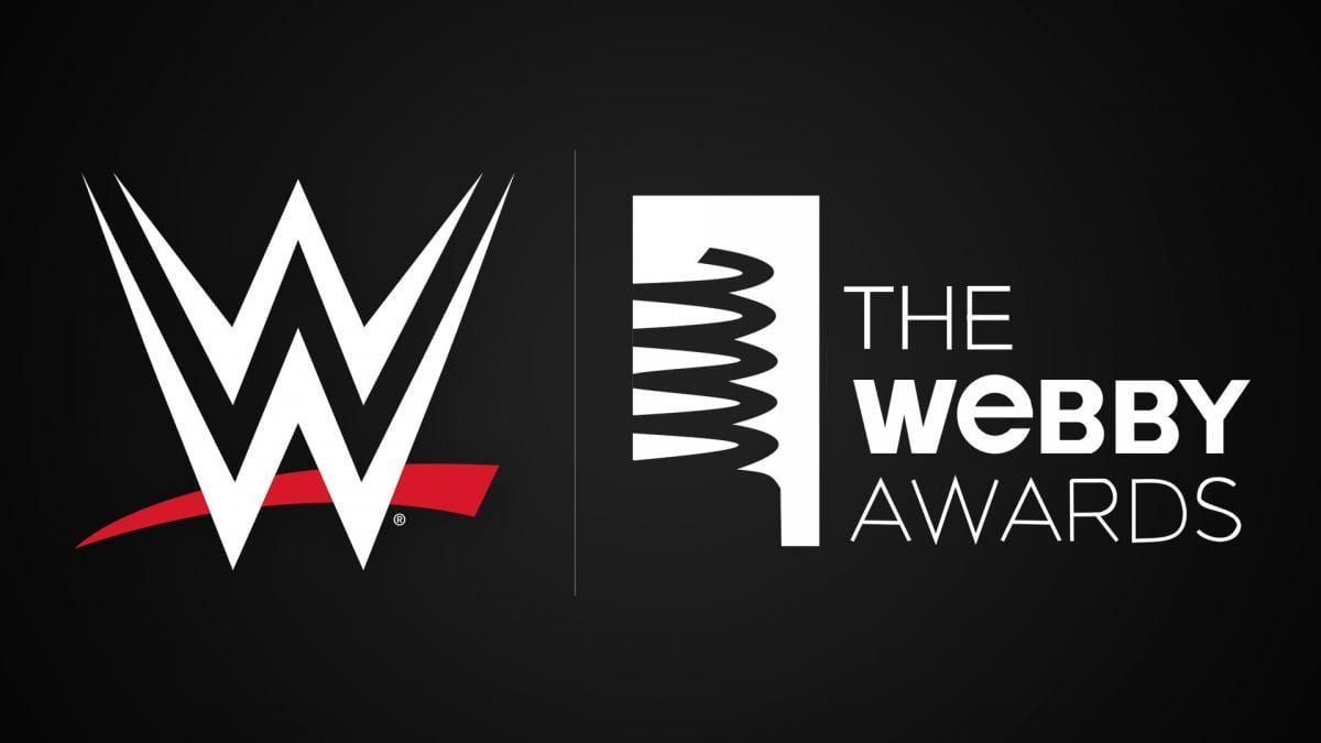 WWE Nominated In The 25th Annual Webby Awards