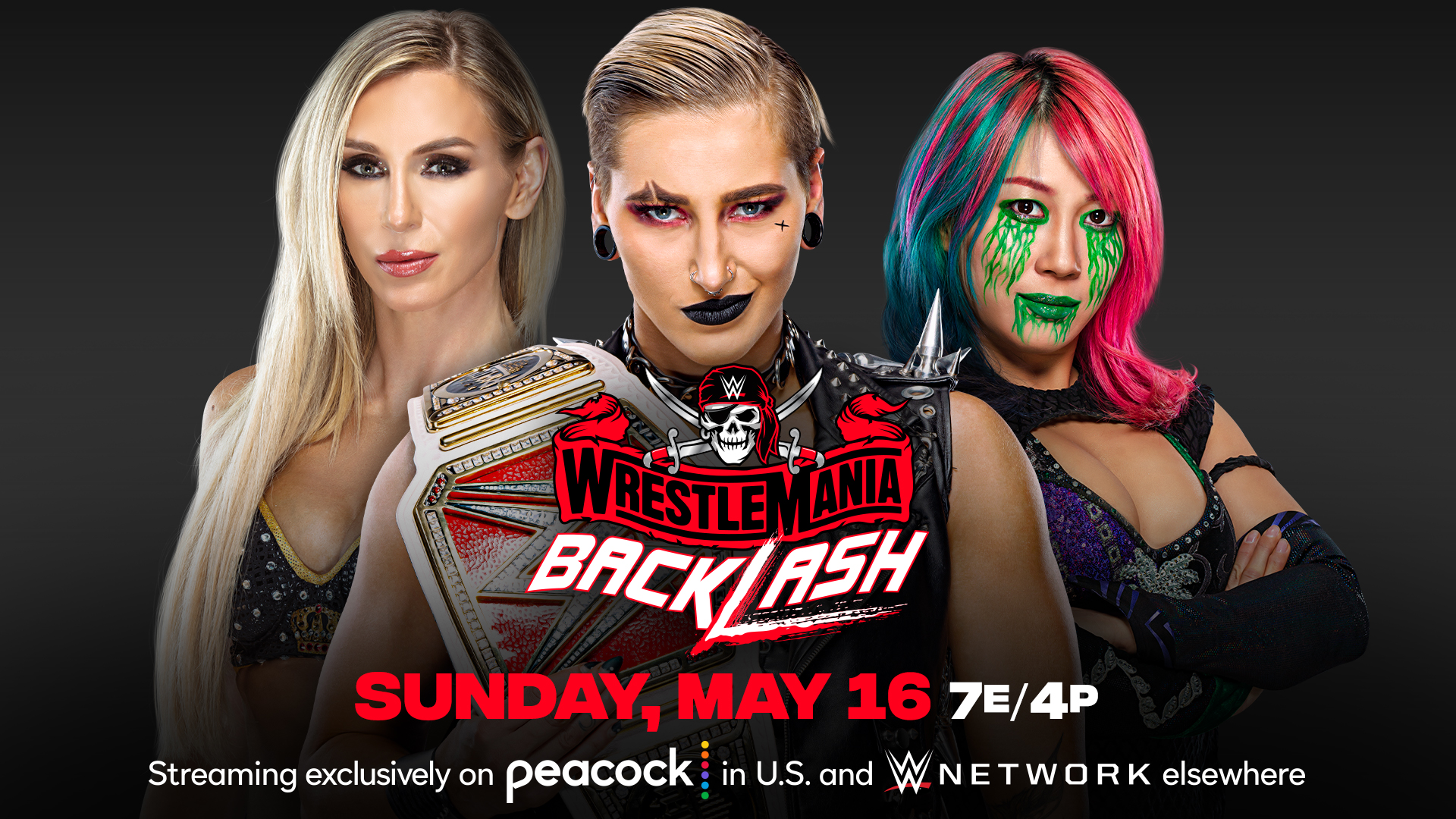"""Rhea Ripley Says Charlotte Flair Is """"Still Salty"""" At Being Left Off WrestleMania 37"""