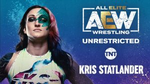 Kris Statlander On Who Was Originally Supposed To Be In Her AEW Return Spot