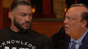 """Paul Heyman On Roman Reigns' New Entrance Theme: """"Final Step Away From The Shield"""""""