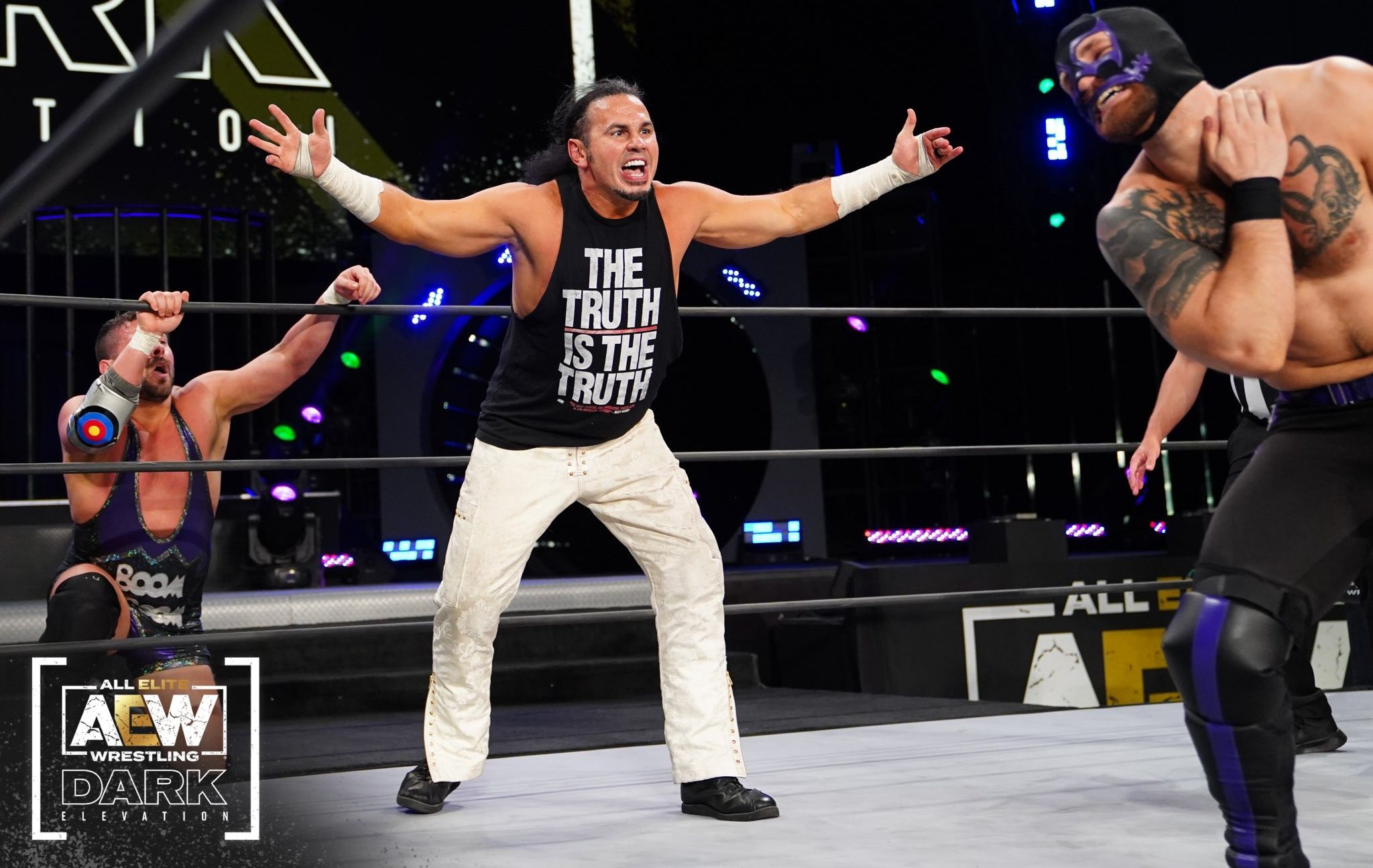 """AEW Star Says Wrestling Is Still """"Very Healthy & Extremely Profitable"""""""