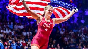Has WWE Approached America's First Female Olympic Wrestling Gold Medalist?