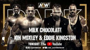 AEW Dark Live Coverage (5/11): Jon Moxley And Eddie Kingston In Tag Team Action