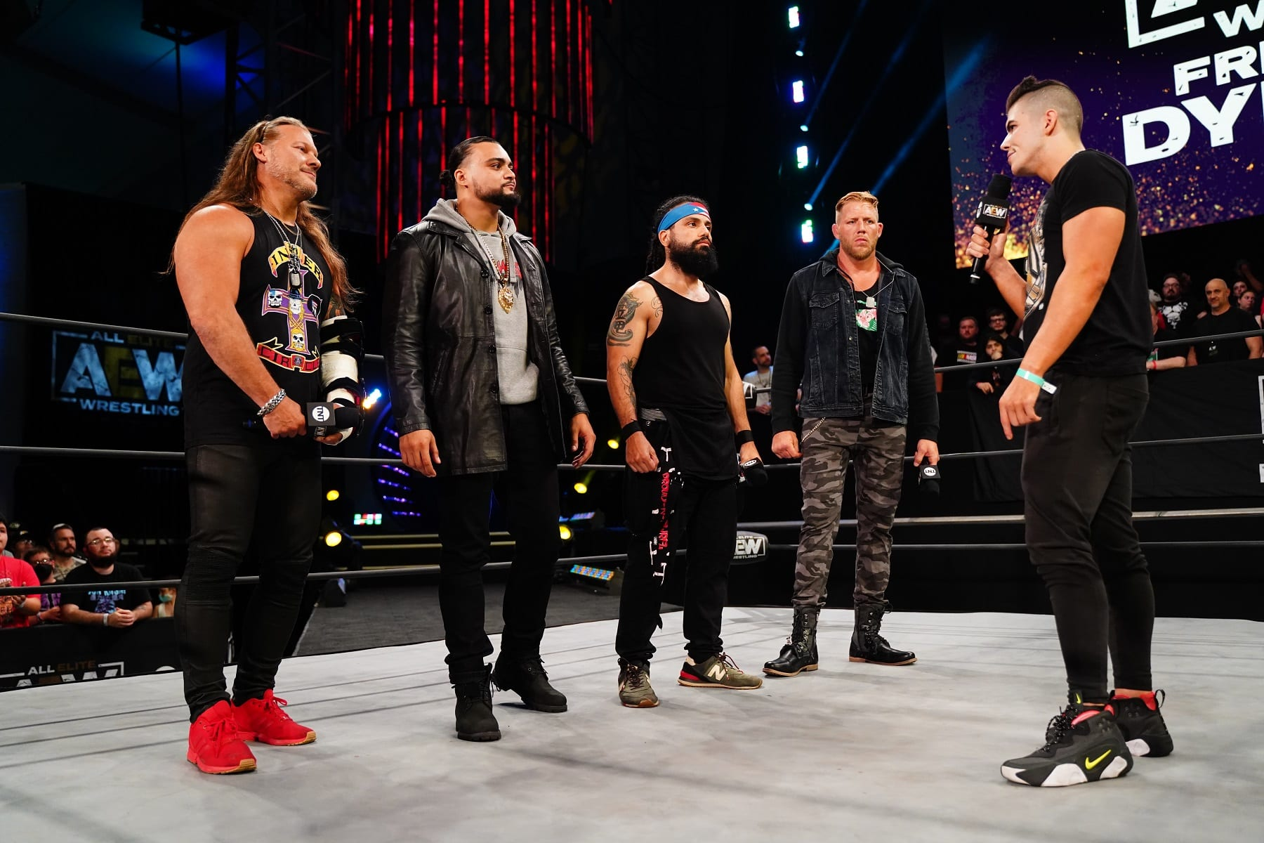 Multiple Cameos In AEW Stadium Stampede Match At Double Or Nothing