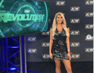 Photo: Big Cass In Romantic Relationship With AEW Host