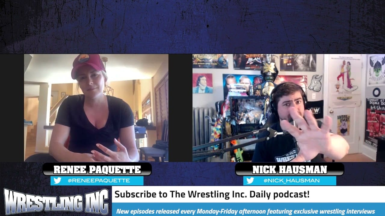 WInc Daily: Daniel Bryan's WWE Contract Expires (Feat. Renee Paquette)