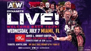 AEW Announces Return To Touring, Tony Khan Comments