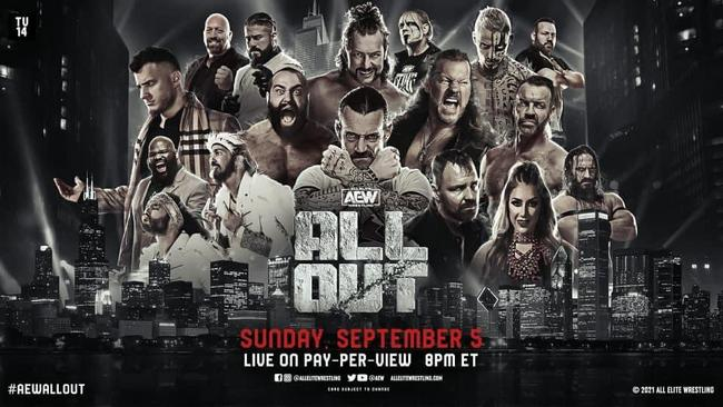 Watch AEW All Out 5 September 2021