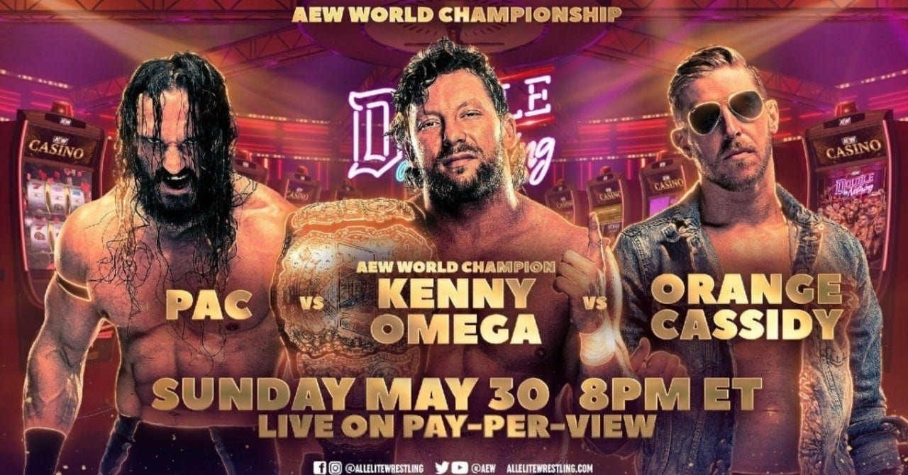 AEW Double Or Nothing Results: Title Matches, Stadium Stampede
