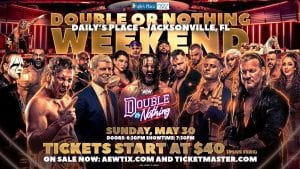 AEW Double Or Nothing Weekend Ticket Sales Updates