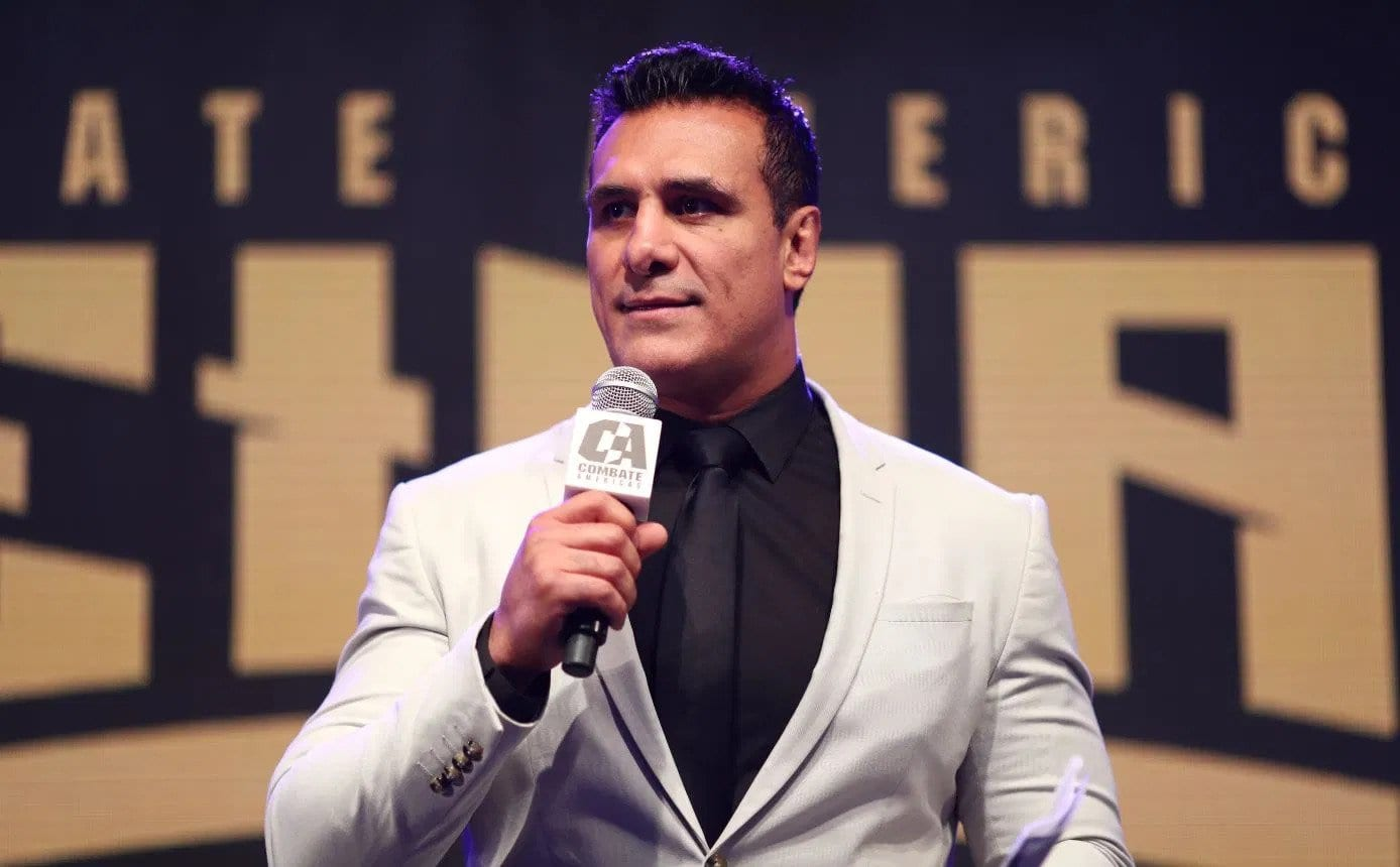 Alberto Del Rio's Trial On Sexual Assault And Kidnapping Charges Delayed Again
