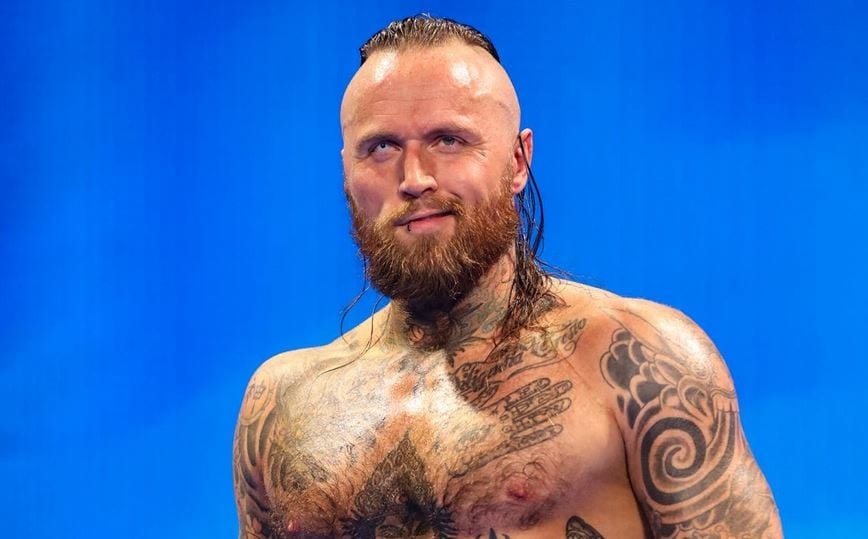 Aleister Black Reportedly Expected To Sign With AEW