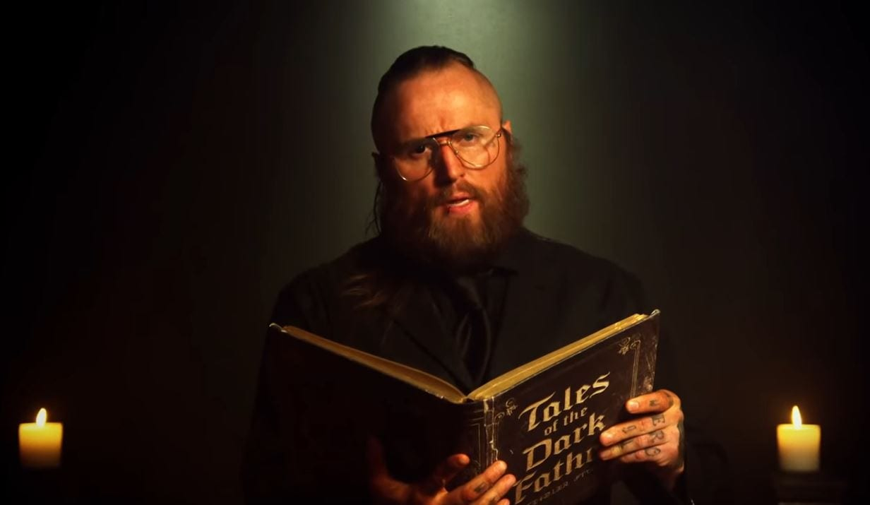 Aleister Black Continues Reading In Latest WWE SmackDown Vignette