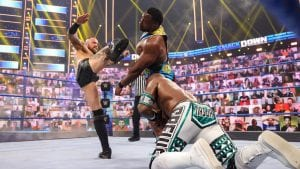 Big E Talks Feud With Malakai Black Ending Suddenly With Black's WWE Release