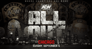 Photo: CM Punk And Others Featured On The AEW All Out PPV Poster