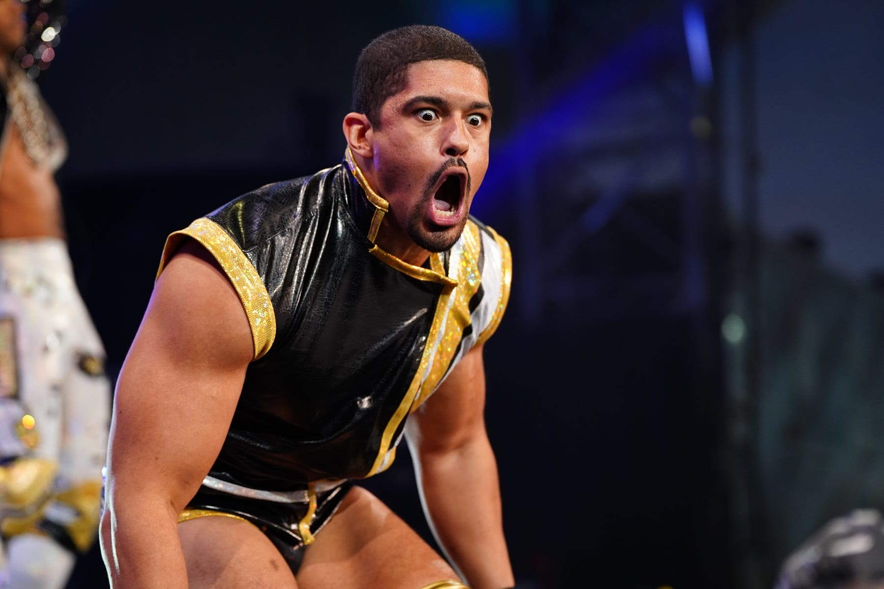 Anthony Bowens On The Formation Of The Acclaimed, Max Caster's Raps - Wrestling Inc.