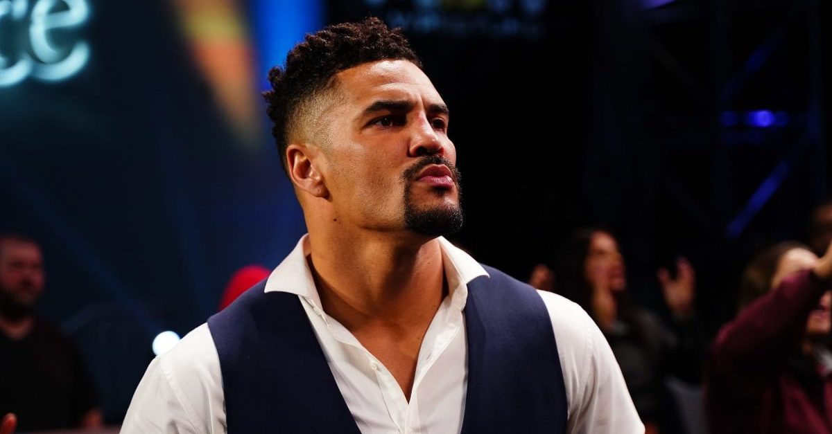 Anthony Ogogo Discusses Off-Screen Relationship With Cody Rhodes