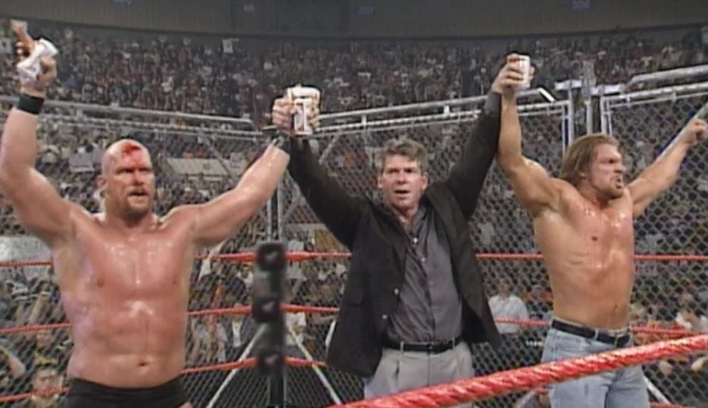 Steve Austin Shares His Thoughts On Triple H