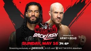 WWE WrestleMania Backlash Live Results, Your Feedback And Viewing Party