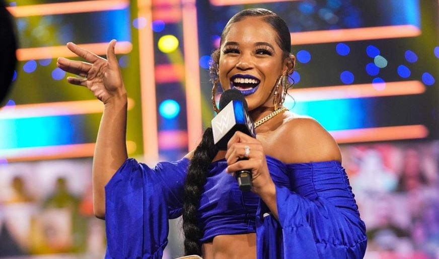 """Bianca Belair Reveals Which WWE Legend She """"Gravitated To"""""""