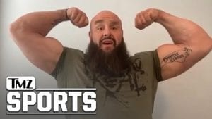Braun Strowman Hypes WWE WrestleMania Backlash Title Match
