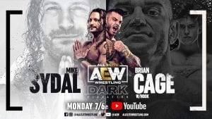 AEW Dark: Elevation Live Coverage (5/17): Brian Cage, Thunder Rosa, Jungle Boy In Action