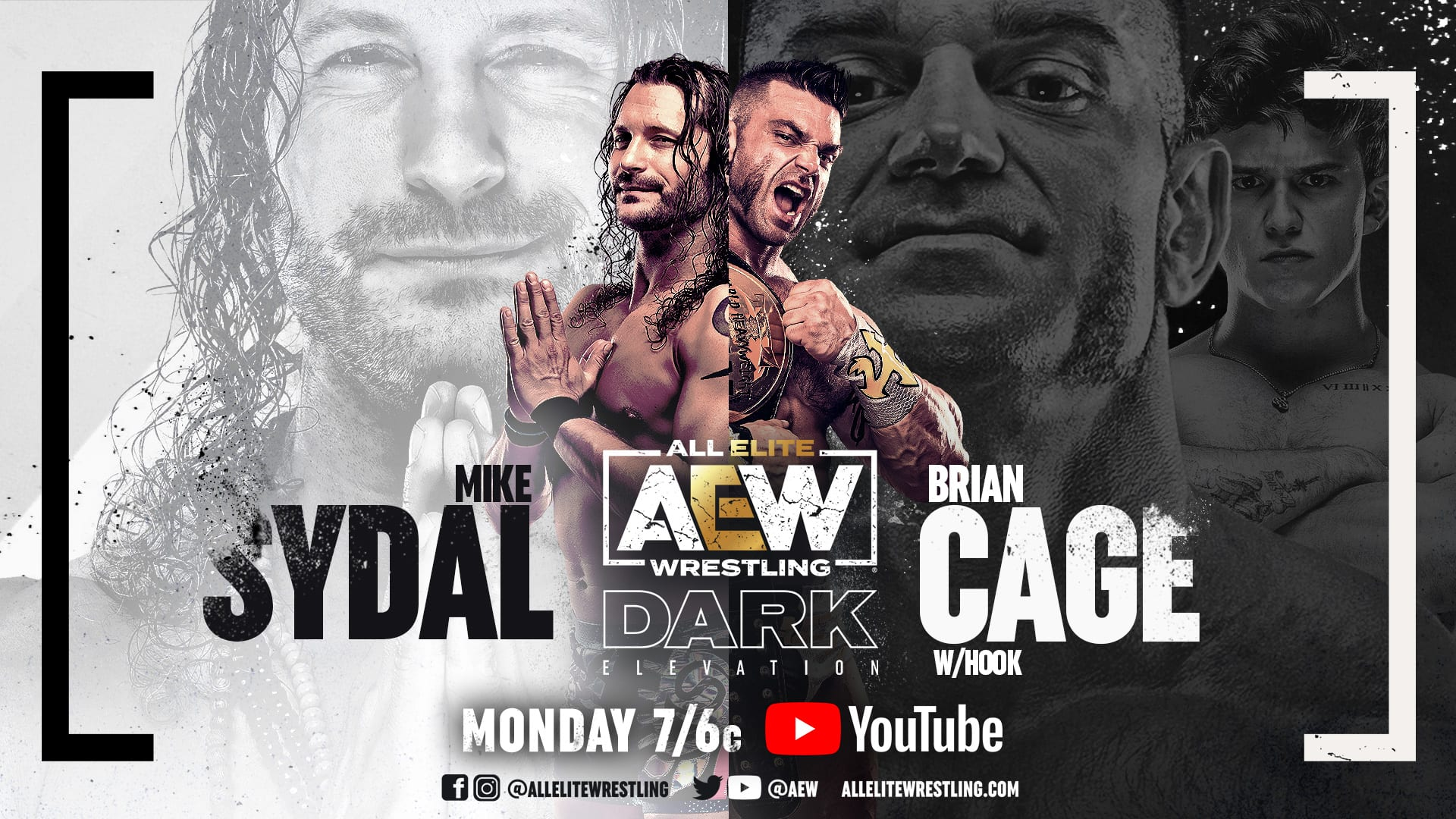 AEW Dark: Elevation Results (5/17): Brian Cage, Thunder Rosa, Jungle Boy In Action