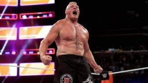 Ric Flair Has Major Praise For Brock Lesnar, Lesnar – AEW Note
