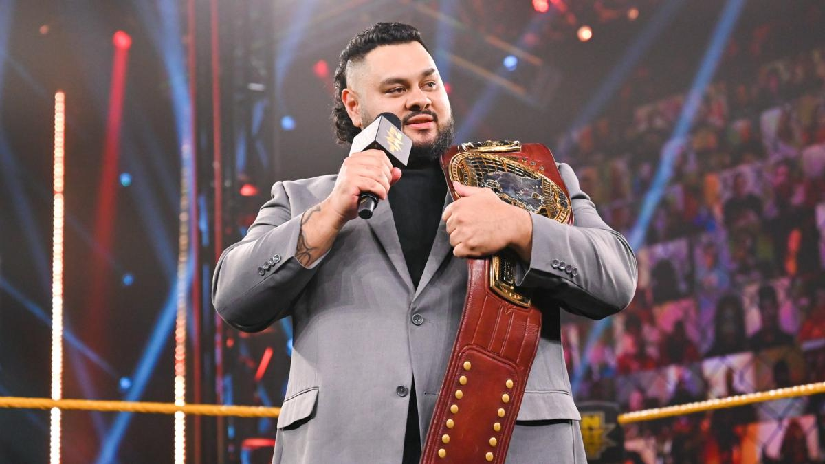 Bronson Reed Details His Goals Following WWE Release