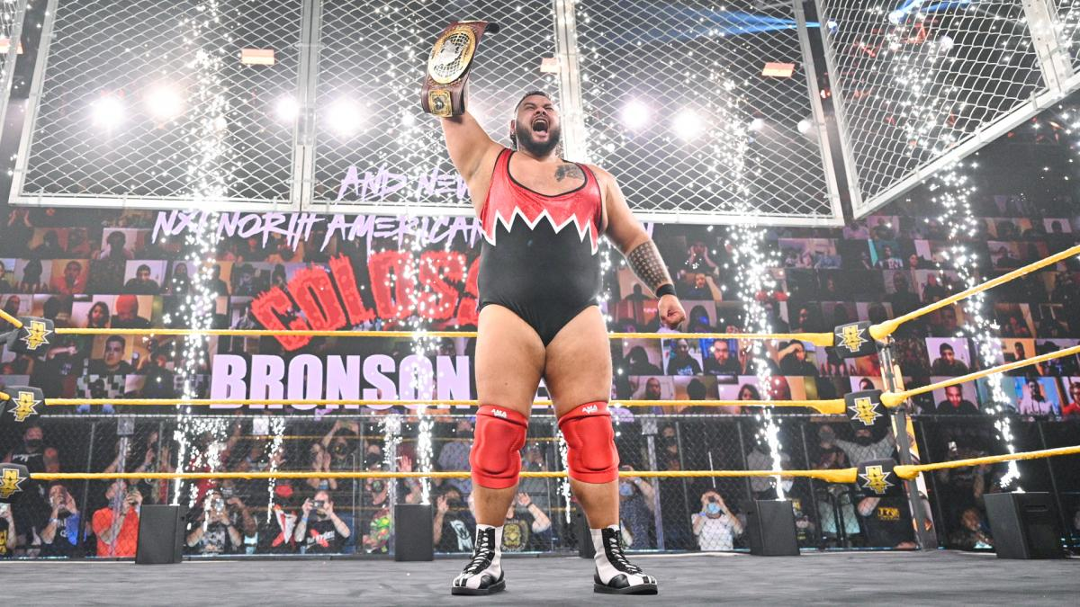 WWE NXT Viewership Up From Last Week With Steel Cage Main Event