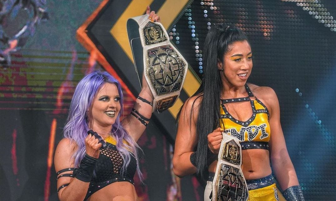 Big Title Change In Tonight's WWE NXT Main Event
