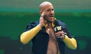"Tommy Dreamer Says He'd Make Cesaro ""The Face Of WWE"""