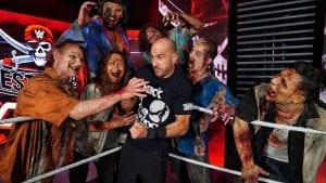Photos: Attitude Era WWE Star And Others Portray Zombies At WrestleMania Backlash