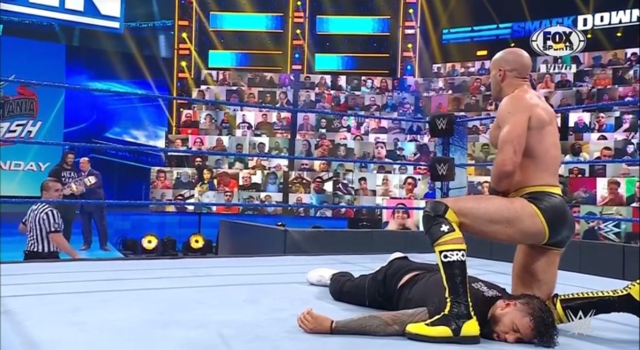 WWE SmackDown Results – WrestleMania Backlash Go-Home Show, New Champions Crowned, More