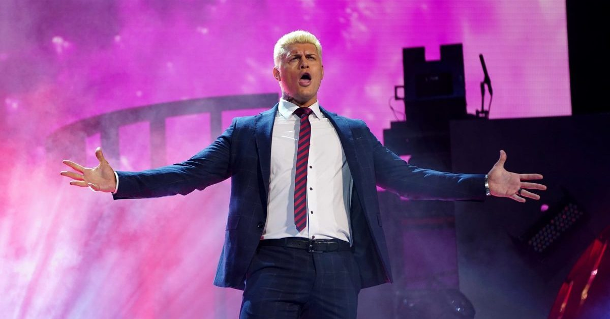 Cody Rhodes Reveals New Non-Wrestling Project
