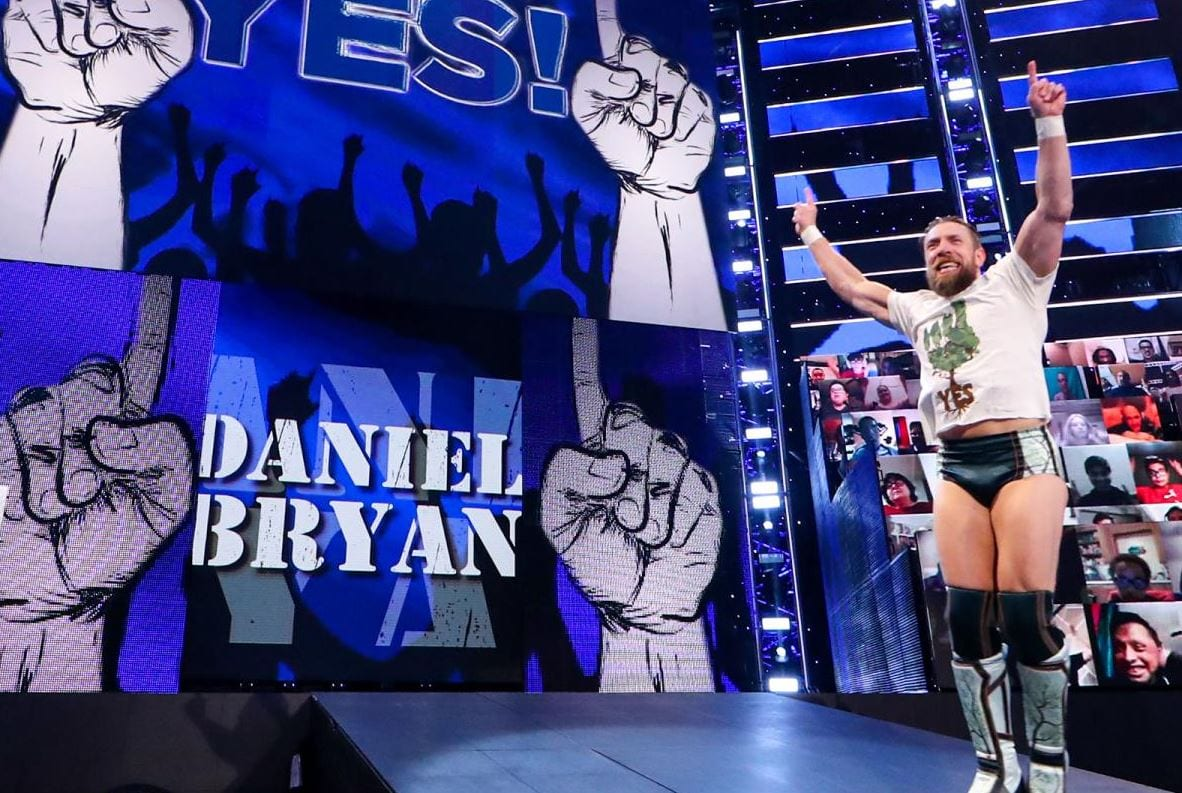 WWE NXT Star Wants To See Daniel Bryan Wrestle ROH Talent