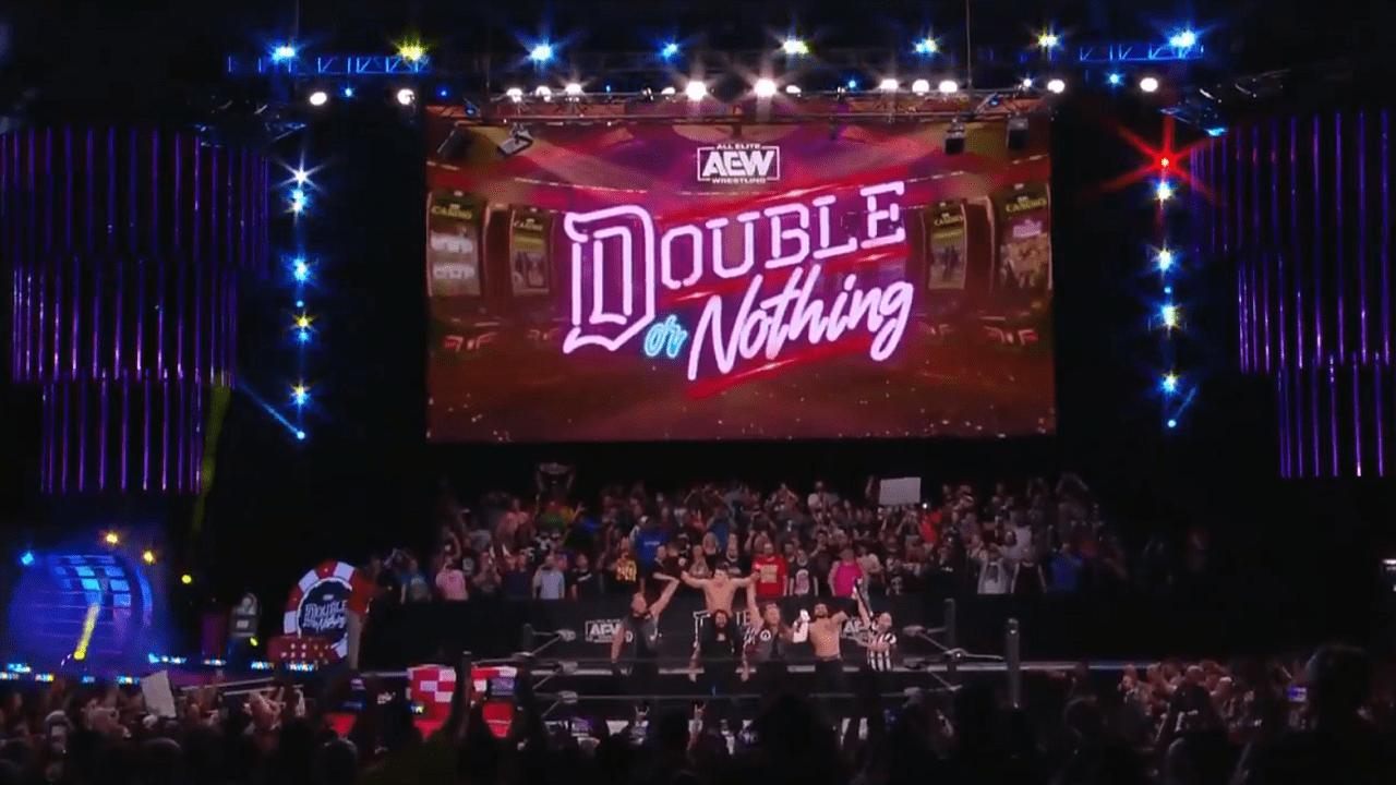 AEW Double Or Nothing PPV Early Numbers