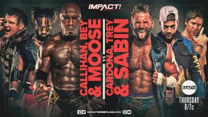 "Impact Wrestling Live Results (5/13): ""Under Siege"" Go-Home Show, Massive Six-man Tag"