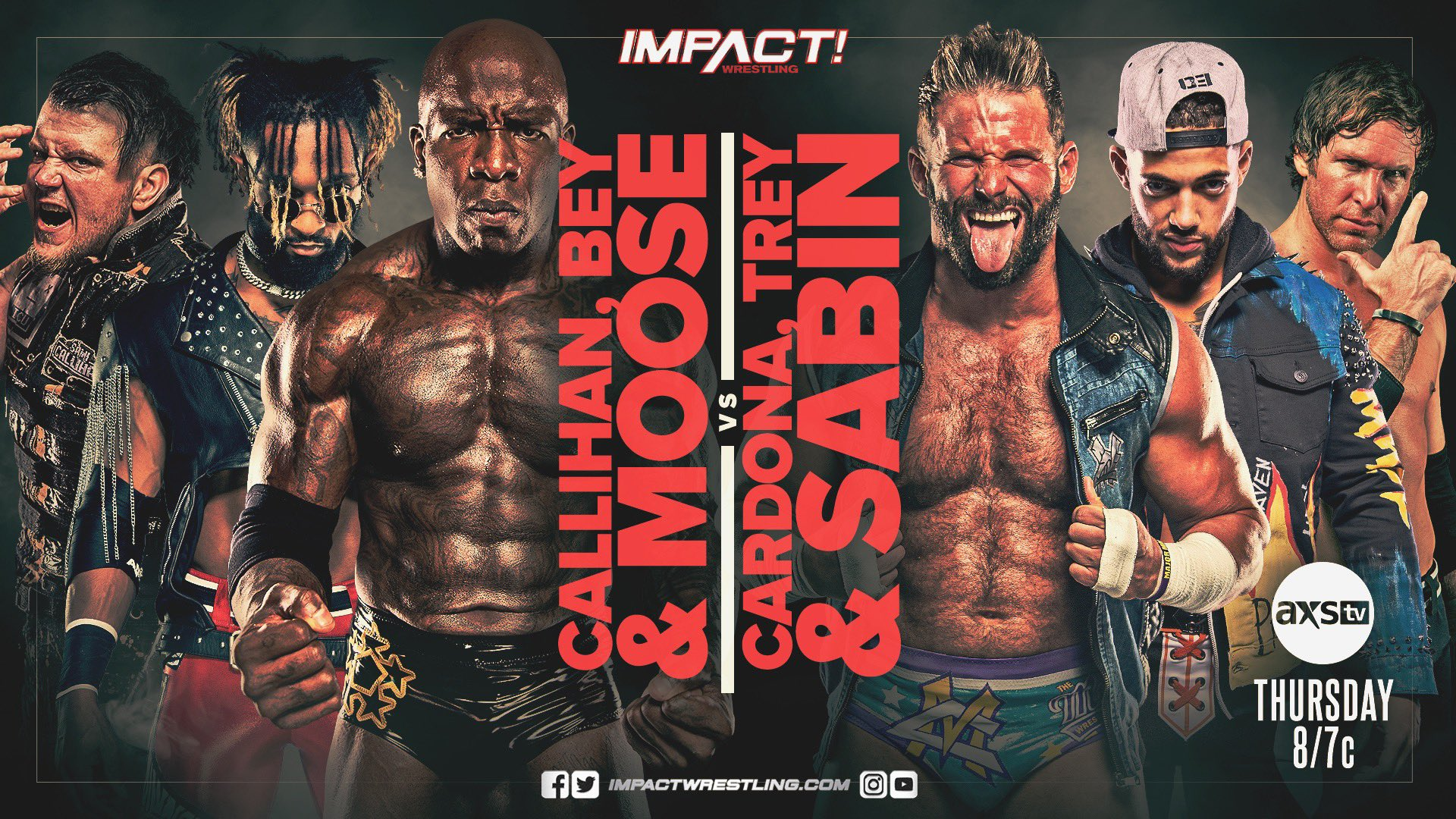 Impact Wrestling Results - May 13, 2021